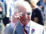 Camilla plaudert Geheimnis aus: Prinz Charles hat ein verborgenes Talent