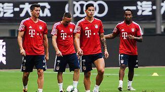Pikante Personalien auf beiden Seiten: FC Bayern testet gegen Arsenal