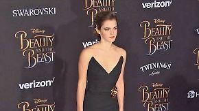 """Promi-News des Tages: Emma Watson verliert ihren """"wichtigsten Besitz"""""""