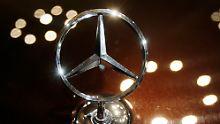 Daimler hat die Service-Maßnahme mit keinem Konkurrenten abgestimmt.