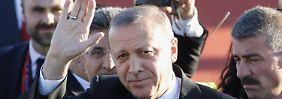 Verbalnote zum G20-Gipfel: BKA vor Anschlag auf Erdogan gewarnt