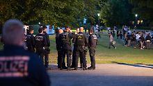 100, nicht 1000 Krawallmacher: Polizei relativiert Schorndorf-Randale