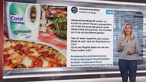 n-tv Netzreporterin: Waschmittel-Kampagne wird zur Lachnummer im Netz