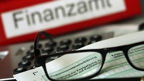 Steuerkonzepte von Union und SPD: Mittelschicht gehört in jedem Fall zu den Gewinnern