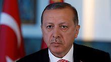Recep Tayyip Erdogan nimmt schlechte Beziehungen zu Deutschland in Kauf.