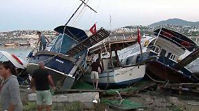 Nachbarschaftshilfe in Krisenzeiten: Türkei nimmt nach Erbeben Verletzte aus Griechenland auf