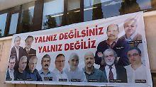 "Terrorunterstützung oder Zensur?: Prozess gegen ""Cumhuriyet"" beginnt"