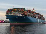 Welt-Handelsindex im Juni: Globaler Handel steuert auf enormes Wachstum zu