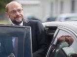 Stern-RTL-Wahltrend: Schlechte Aussichten für Schulz