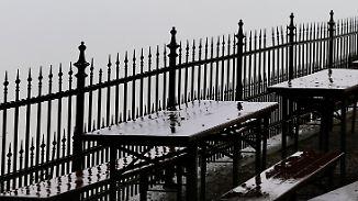 Dienstag keine Wetterbesserung: Nachts regnet es sich richtig ein