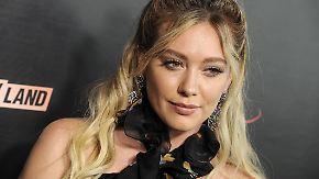 Promi-News des Tages: Hilary Duff verrät auf Instagram ein Detail zu viel