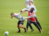 Trainings-Eklat bei RB Leipzig: Keita tritt Mitspieler Demme ins Krankenhaus