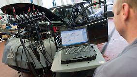 Bei Ablehnung von Software-Update: Autobesitzern droht Stilllegung ihrer Fahrzeuge