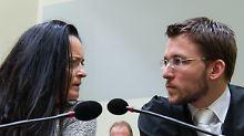 Plädoyers im NSU-Prozess: Bundesanwalt sieht Zschäpe als Mittäterin