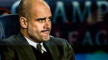 Transfer-Wahnsinn in Manchester: Guardiola kämpft mit Millionen um sein Amt