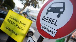 Problem für Autoindustrie: Einst gepriesener Diesel wird zum Aussätzigen der Straße