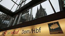 18-Jährige unvermittelt gestoßen: Polizei fasst Kölner U-Bahn-Schubser