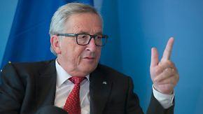 Autobauer unter EU-Beobachtung: Juncker setzt Dieselskandal auf die Tagesordnung
