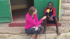 Bewegende Eindrücke aus Kenia: Abiturientin filmt ihren Praktikums-Alltag in Kinderheim