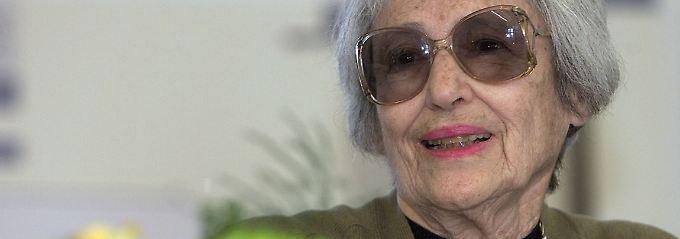 Gretel Bergmann floh 1937 in die USA - wo sie nun mit 103 Jahren starb.