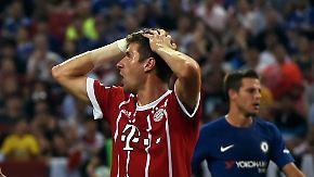 FC Bayern nach Milan-Debakel: Müller zaubert zur Versöhnung gegen Chelsea