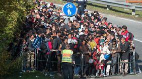 """Europäischer Gerichtshof zu Dublin III: """"Humanitäre Gründe"""" legitimieren deutsche Grenzöffnung"""