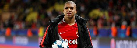 180 Mio. Euro von Real Madrid?: AS Monaco bestreitet Megadeal für Mbappe