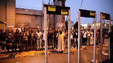 Einlenken in Tempelberg-Krise: Israel beendet letzte Kontrollmaßnahmen