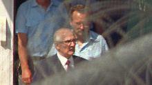 """""""Meine liebe kleine Genossin"""": Honecker schrieb aus U-Haft an Verehrerin"""