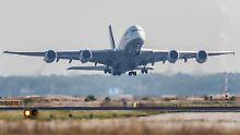 Betriebsergebnis schrumpft: Airbus fährt A380-Produktion stark zurück
