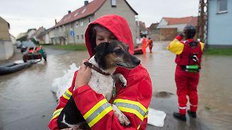 Das war der Morgen bei n-tv: Regen flutet Deutschland, Waldbrände wüten in Südeuropa