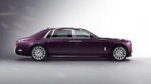 """Neue """"Architektur des Luxus"""": Rolls-Royce präsentiert Phantom Nummer 8"""