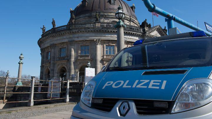 Auch gegen Mitarbeiter des Bode-Museums wird im Zusammenhang mit dem Diebstahl ermittelt.