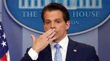 Stinkende Fische im Weißen Haus: Kommunikationschef geht auf Stabschef los