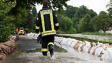 Uni Hildesheim unter Wasser: Dauerregen hinterlässt Millionenschaden