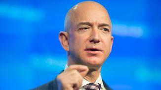 Wer ist der Reichste?: Amazon-Gründer Bezos überholt Gates - für eine Nacht