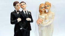 Jahrzehntelanges Ringen: Ehe für alle gilt ab 1. Oktober