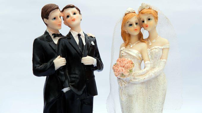 Für die Ehe für alle hatten homosexuelle Paare lange gekämpft.