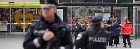 Messerattacke in Hamburg-Barmbek: Was wir über den Täter wissen - und was nicht