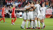 """Jetzt muss es fluppen"": DFB-Frauen tönen vor Dänemark-Duell"