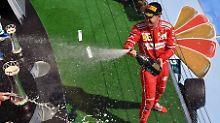 F1-Lehren zur Sommerpause: Titel-Thriller, Rüpeleien, Teamorder-Idiotie