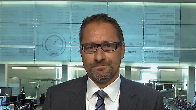 Geldanlage-Check: Frank Schallenberger, LBBW