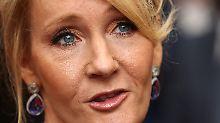 Trump-Kritik ungerechtfertigt: J. K. Rowling entschuldigt sich auf Twitter