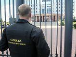 Verbrecher starten Fluchtversuch: Drei Tote bei Schießerei in Moskauer Gericht