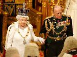 """Letzter Termin von Prinz Philip: """"König des Fauxpas"""" geht in Rente"""
