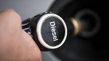 Werte um ein Vielfaches zu hoch: Diesel fallen bei Abgas-Test durch