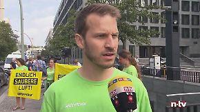 """Benjamin Stephan zum Dieselgipfel: """"Hersteller müssen in die Verantwortung genommen werden"""""""
