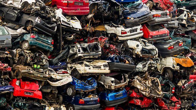 Alte Diesel wollen die Hersteller aus dem Verkehr ziehen.
