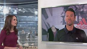 """Adidas-Chef Rorsted zum Duell mit Nike: """"Das hier ist kein Tennisspiel"""""""
