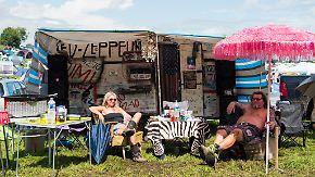 Metal-Fest in Schlamm und Extase: Wacken-Camper ruft Polizei wegen zu lauter Musik
